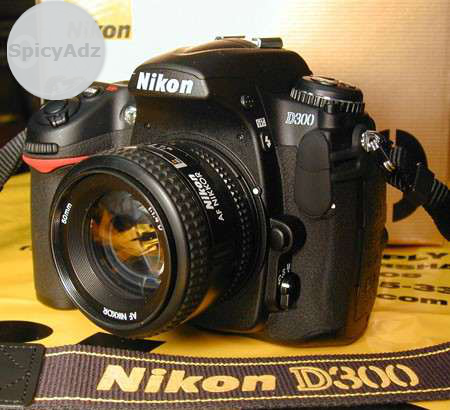 Nikon D30 Camera - Edocman demo | Joomla extension